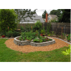Garden Multch (Single Dimension)