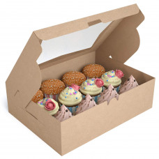 Cupcake Box (Fixed Price / Grid View)